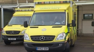 Ambulance service dealt with thousands of calls during festivities
