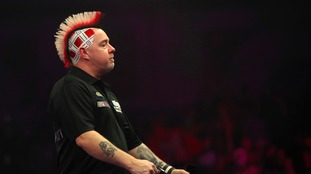 Peter Wright will go for glory tonight.