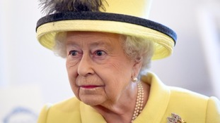 Queen feeling 'better' after suffering heavy cold