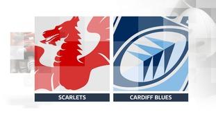 Scarlets Blues