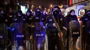 Was an IS-inspired gunman responsible for Turkey nightclub attack?