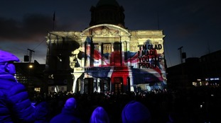 We Are Hull by Zsolt Balogh with original soundtrack by Dan Jones, Queen Victoria Square for Sean Mcallister's Made in Hull,