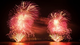 Fireworks launch Hull's year as UK City of Culture