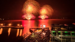 25,000 watched Hull's UK City of Culture opening fireworks display