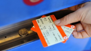 The average rail fare increase across Britain of 2.3 per cent came into force on Monday