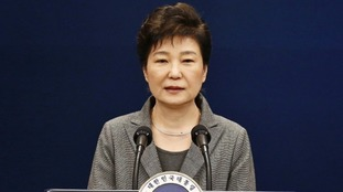 Daughter arrested in South Korean political scandal