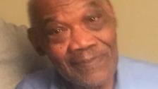 Missing: Desmond Hall, 81.