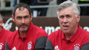 Paul Clement previously worked alongside Bayern boss Carlo Ancelotti at Chelsea, Paris St Germain and Real Madrid.