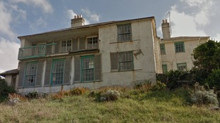 Police issue health warning over derelict building contaminated by bacterial infection