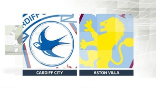 Cardiff City Aston Villa