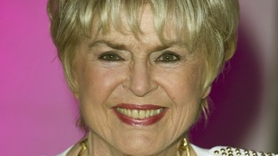 Gloria Hunniford.