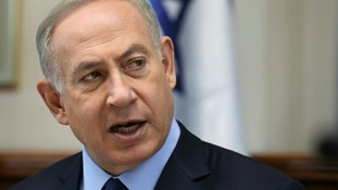 Israeli prime minister questioned over corruption allegations