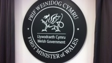 Welsh Government insignia
