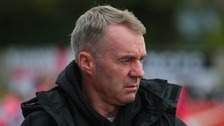Sheridan's final match in charge was the 4-0 defeat at Cambridge on Monday.