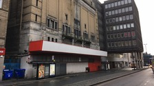The former Odeon, Pilgrim Street, Newcastle.