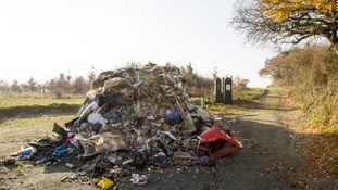 The Woodland Trust suffers its worst year on record for fly-tipping