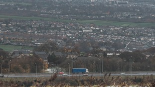 Editorial image of the M62