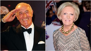 Len Goodman and Mary Berry to battle it out for best TV judge at National Television Awards