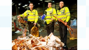 Police record fall in metal theft crime