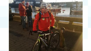 Paul Suggitt goes the extra mile for charity