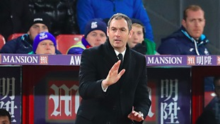 New Swansea boss praised for giving players 'huge lift'
