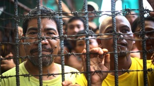 Gunmen storm Philippine jail helping almost 160 inmates escape