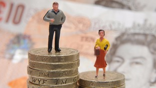 Gender pay gap has 'halved for women in their 20s'
