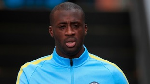 Yaya dismisses transfer talk and insists: 'My focus is on City'