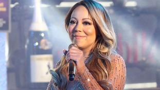Mariah Carey 'mortified' by NYE performance