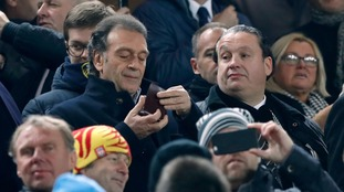 Italian businessman Andrea Radrizzani buys 50% stake in Leeds United from Massimo Cellino