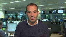 Martin Lewis Money Saving Expert.