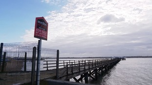 The pier was once owned by the Marquis of Bristol.