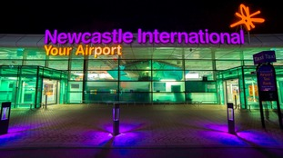 Newcastle named as world's most punctual small airport for 2016