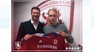 Boro have completed the signing of Finnish forward Mikael Soisalo