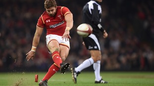Welsh Rugby Union waiting on Leigh Halfpenny to make decision on his future