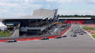 Future of British Grand Prix at Silverstone at risk over 'potentially ruinous' costs