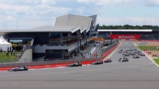 Silverstone was host to the very first F1 race in 1950.