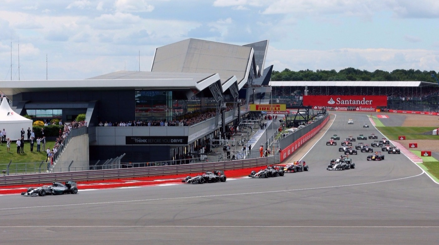 Future of British Grand Prix at Silverstone at risk over ...