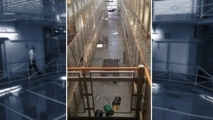 Inmate accused of involvement in prison riots due in court