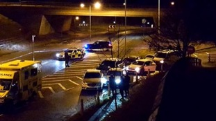 Dewsbury man charged with M62 firearms offences