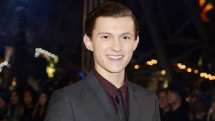British actor Tom Holland hopeful for Bafta Rising Star award