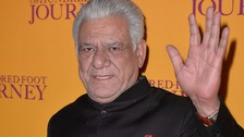 Punjab-born Om Puri's career in film spanned four decades.