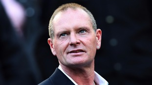 Paul Gascoigne back in rehab, agent says