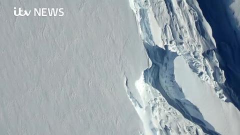 Icebergfootage