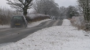 Drivers urged to prepare for winter