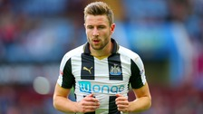 Newcastle United's 1-0 loss to Blackburn Rovers was Paul Dummett's 100th game for the club