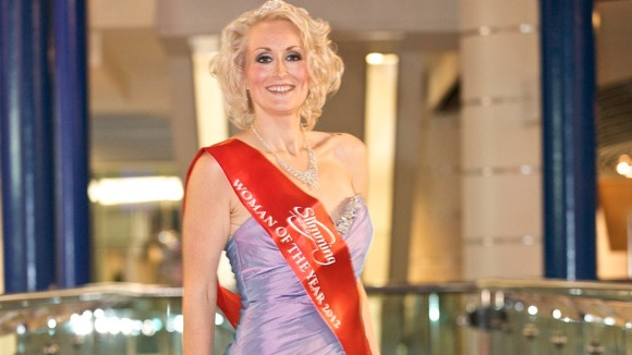 Claire Alsop , Slimming World's Woman of the Year 2012
