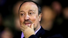 Rafa Benitez looks to advance into the fourth round of the FA Cup against Birmingham City