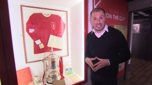 This is the trophy it's all about, Liverpool have brought the FA Cup home 7 times.