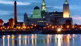 Liverpool, with it's historic waterfront, came 10th in the Tripadvisor list of top European city breaks